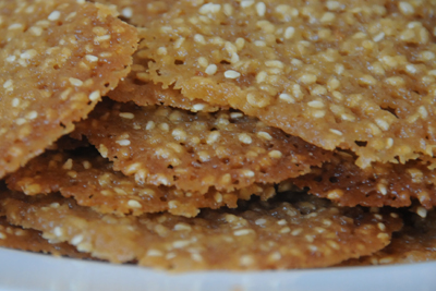 Sweet Benne Wafers Recipes — Dishmaps