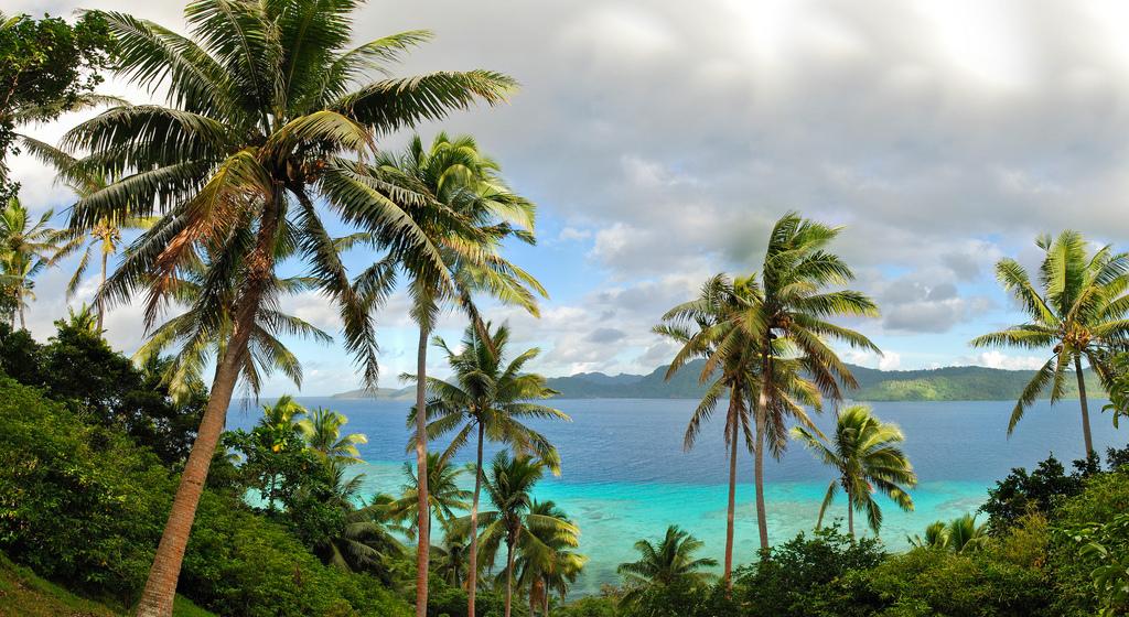 Scene from Fiji