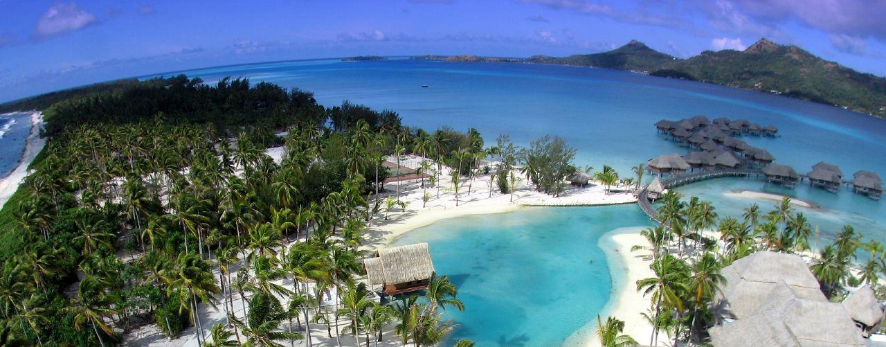 French Polynesia Scene